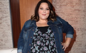 Chrissy Metz And King Bach Visit Hollywood Today Live